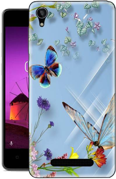 Snazzy Back Cover for Lava Z50