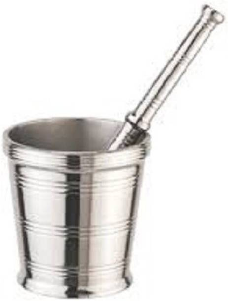 Mast Mortar and Pestle Steel Masher