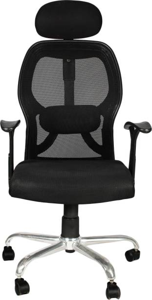 Comfortable Chairs For Studying Intended Apex Apollo High Back Office Chair Fabric Office Executive Chair Study Chairs Buy Featherlite Online At Best