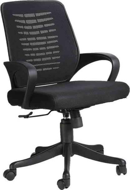 Vini Furntech Fabric Office Arm Chair