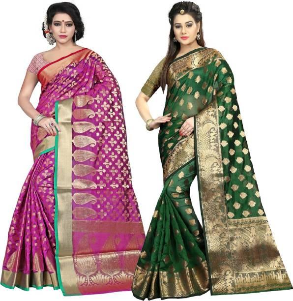 799692a50f566d Kanjivaram Sarees - Buy Kanjeevaram Sarees Online at Best Prices In ...