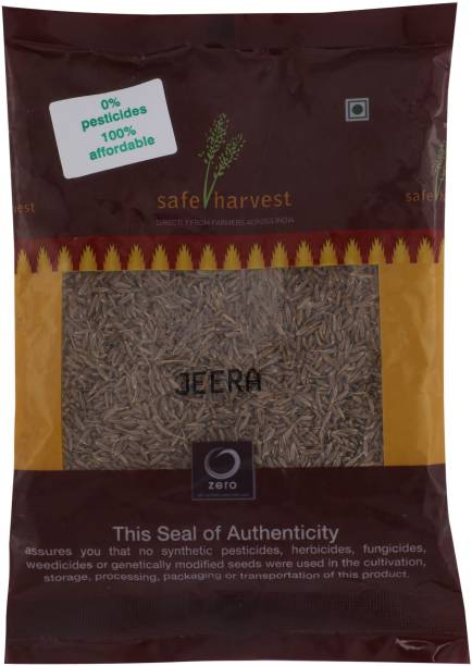 safe harvest Jeera