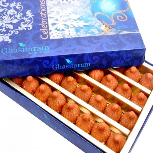 Ghasitaram Gifts Mathura Mawa Modaks Box
