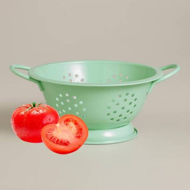 Lovato Stainless Steel Colander Collapsible Colander