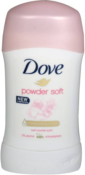 DOVE Power Soft New & Improved Deodorant Stick  -  For Men & Women