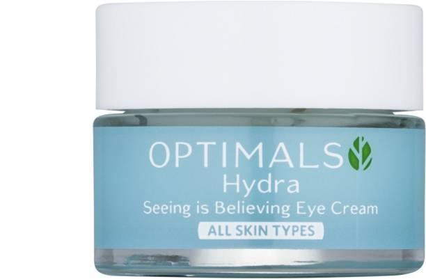 Oriflame Sweden Optimals Hydra Seeing Is Believing Eye Cream