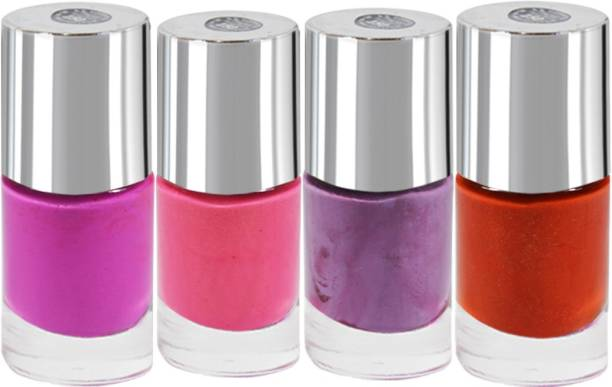 La Perla International Multicolor Shade-101A Nail Paint Multicolor