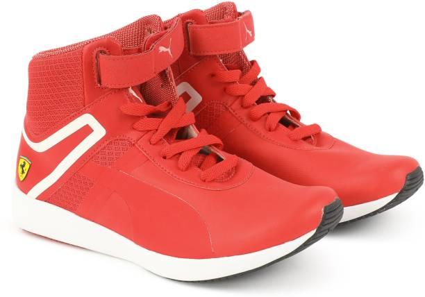 f0ab393c82f Puma Ferrari SF F116 Boot Sneakers For Men