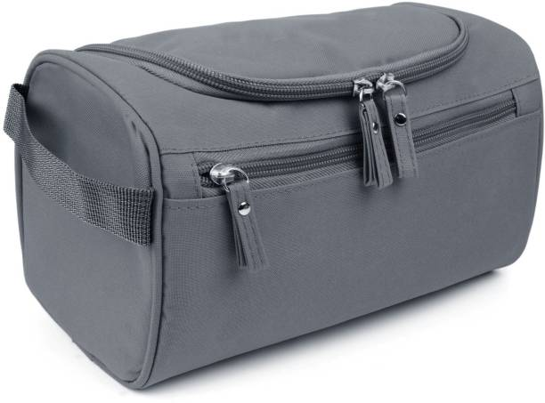 e29a24def7 House of Quirk Hanging Fabric Travel Toiletry Organizer and Dopp Kit Travel  Bag Travel Toiletry Kit