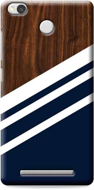 Oye Stuff Back Cover for Mi Redmi 3s Prime