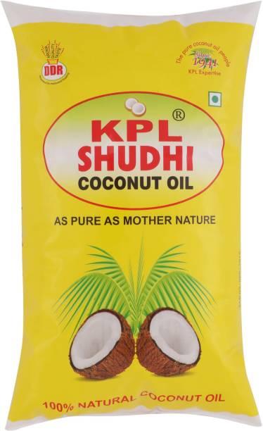 KPL Shudhi Coconut Oil Pouch