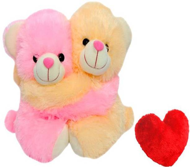 MEYOU Romantic Couple Teddy Gifts For Husband Wife Boyfriend Girlfriend On Valentines Day Birthday
