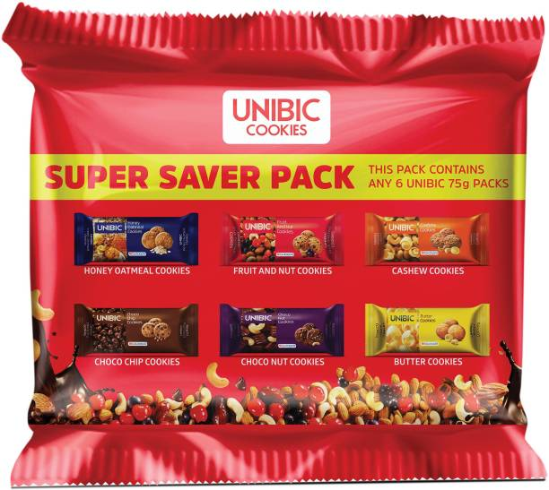 UNIBIC Assorted Cookies