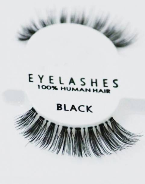 0359d952287 Desi Butik 100% human hair eye Lashes for Natural look & beautiful eyes  Professional Handmade