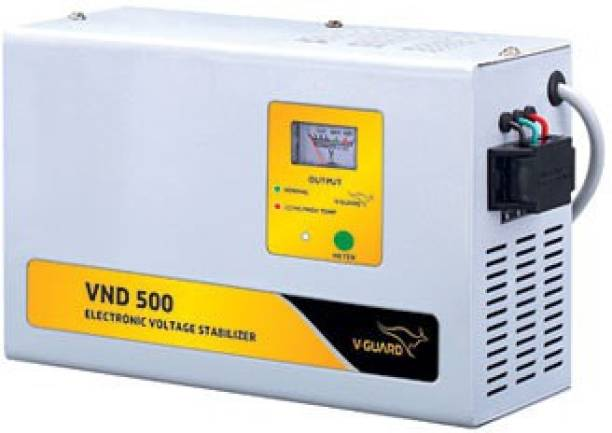 "V-Guard VND 500 AC ""DURABLE & TOP QUALITY"" Voltage Stabilizer"