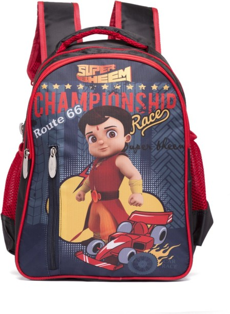 "Peppa Pig 16/"" Backpack Flower Power Standard Size School Book Bag"