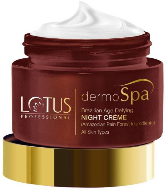Lotus Professional Dermo Spa Brazilian Age Defying Night Creme