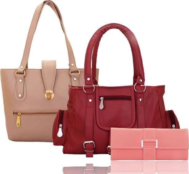 3e0bd3eb33c Lady Bar Handbags - Buy Lady Bar Handbags Online at Best Prices In ...