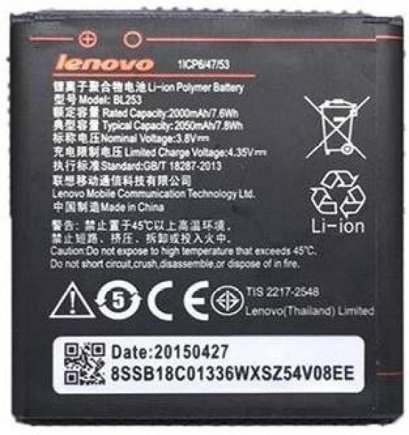 Lenovo Mobile Battery - Buy Lenovo Mobile Battery Online at Best