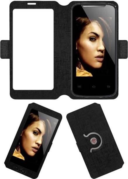 ACM Flip Cover for Zen Ultrafone P34
