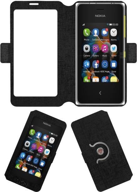 ACM Flip Cover for Nokia Asha 500