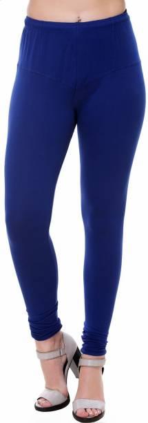 e5363940a Dark Blue Leggings - Buy Dark Blue Leggings Online at Best Prices In ...