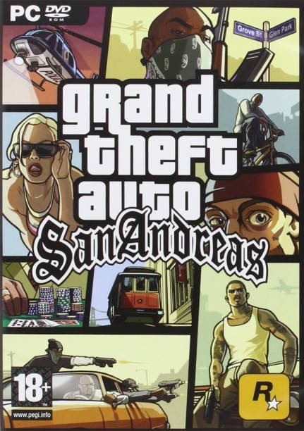 Gta Games Video Games - Buy Grand Theft Auto video Games Online at