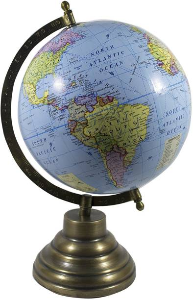 Globes buy globes online at best prices in india flipkart electrobot m desk table top world world globe gumiabroncs Gallery