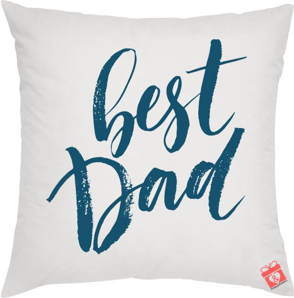 MEYOU Text Printed Decorative Cushion Pack