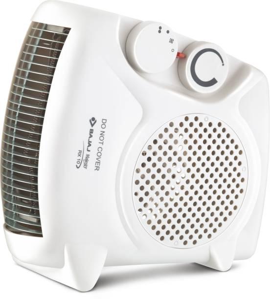 BAJAJ Majesty RX10 Heat Convector Fan Room Heater