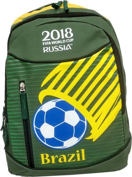 2dd4a8f664 My Baby Excels Brazil School Bag 45 cm School Bag