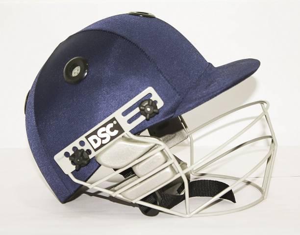 DSC Tuff Cricket Helmet (Navy) - Large Cricket Helmet