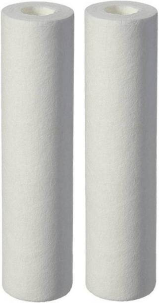 "Morning Star Technology Sediment filter 10"" inch 5 Micron cartridge candle to fit most standard filter housings Wound Filter Cartridge"