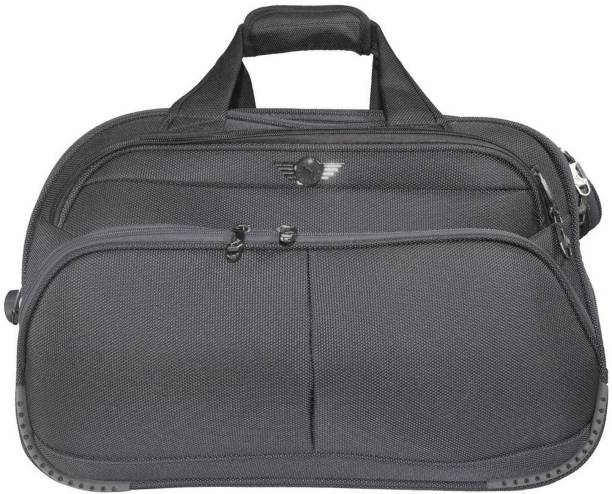 Texas USA (Expandable) Imported Water Resistant 22 Inch Duffel Bags with  Inbuilt Trolley Carry 906f2d1eda433
