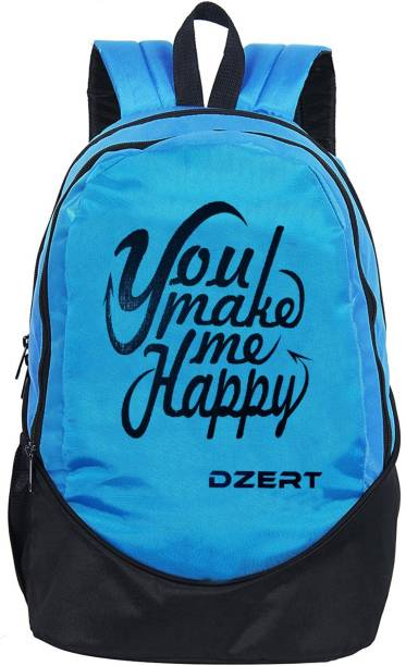 Dzert School Bag College Style Backpack Boys And S Waterproof 30 L