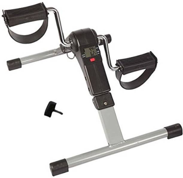 Inditradition Mini Pedal Exercise Cycle / Bike (With Digital Display of Many Functions) Mini Pedal Exerciser Cycle