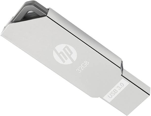 HP X740W 32 GB Metal Pendrive USB 3.0 Flash Drive (Silver) 32 GB Pen