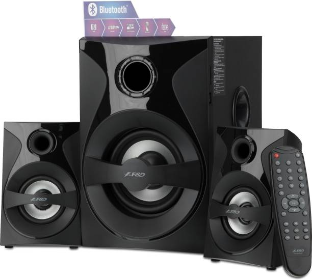 F&D 380X 54 W Bluetooth Home Theatre