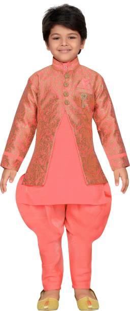 0678189f2e Sherwani And Churidar Set Boys Wear - Buy Sherwani And Churidar Set ...