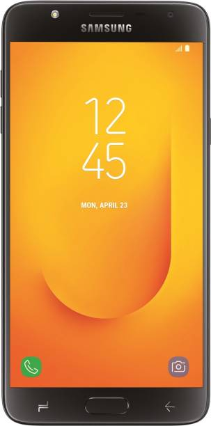 SAMSUNG Galaxy J7 Duo (Black, 32 GB)