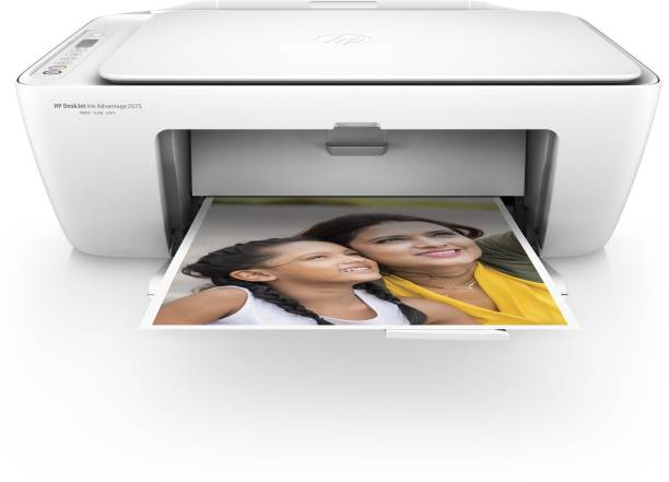 HP 2675 Multi-function WiFi Color Printer with Voice Activated Printing Google Assistant and Alexa