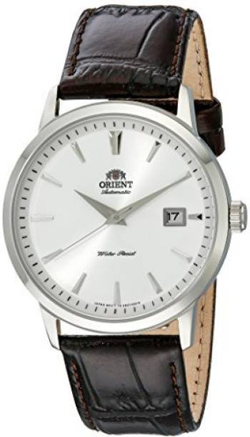 ae74b1d812a Orient White 8565 Orient Men s ER27007W Classic Automatic Watch Watch - For  Men