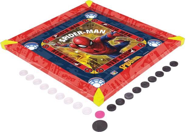MARVEL 20*20 carrom board Carrom Board Board Game
