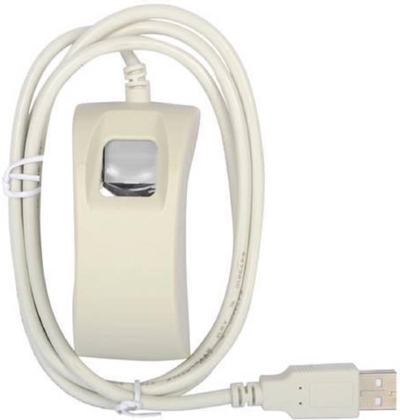 ICONS STARTEK FM-220U Biometric Finger Print USB Scanner With RD Services Startek FM220u Scanner