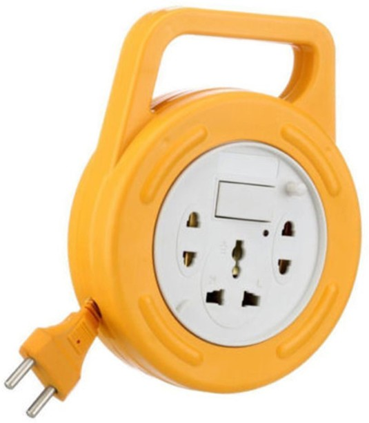 Belkin 6 Way Outlet Surge Plus Power Protector Board with 2M Cord Cable 650J