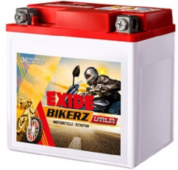 EXIDE BVTZ4 3 Ah Battery for Bike