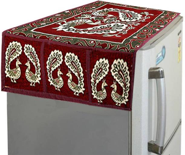 KUBER INDUSTRIES Refrigerator  Cover