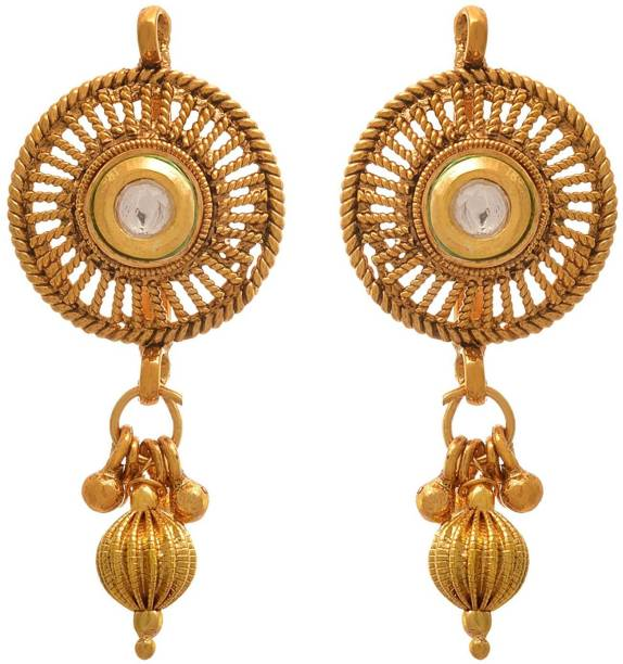 b5d4ab4bd JFL-Jewellery For Less JFL - Jewellery for Less Traditional Ethnic One Gram  Gold Plated