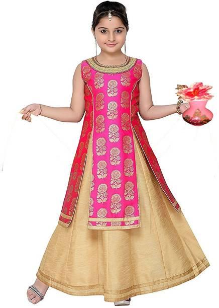 6e1afb26b7 Lehenga Cholis for Girls - Buy Girls Lehenga Cholis Online In India ...