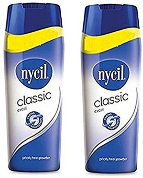 NYCIL Classic Cool Powder1 50g pack of 2